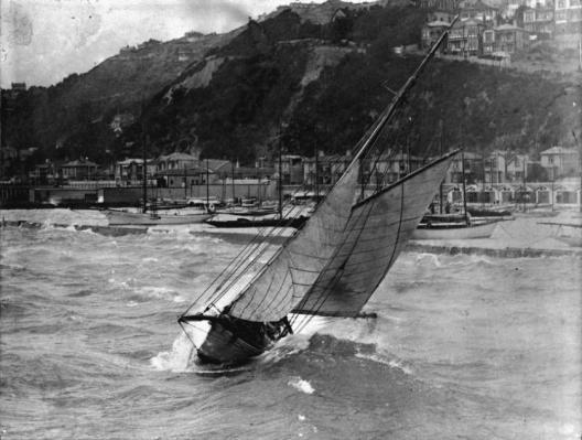 Clyde Quay yacht