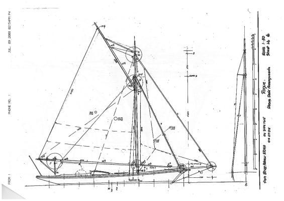 Rogue sail plan