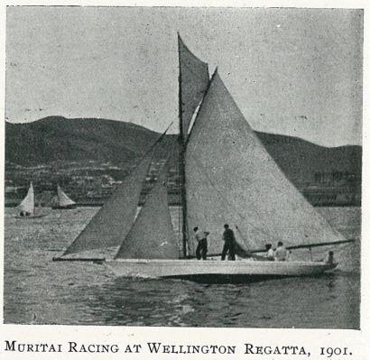 Muritai in 1901
