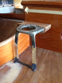 Winch pedestal 3